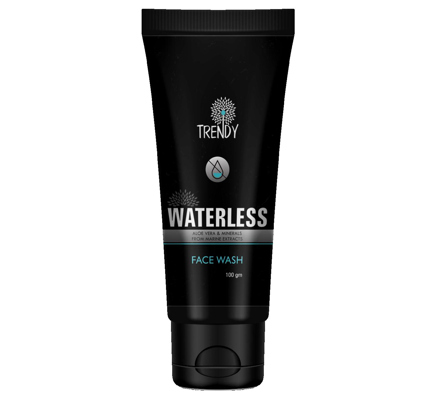 WATERLESS FACEWASH