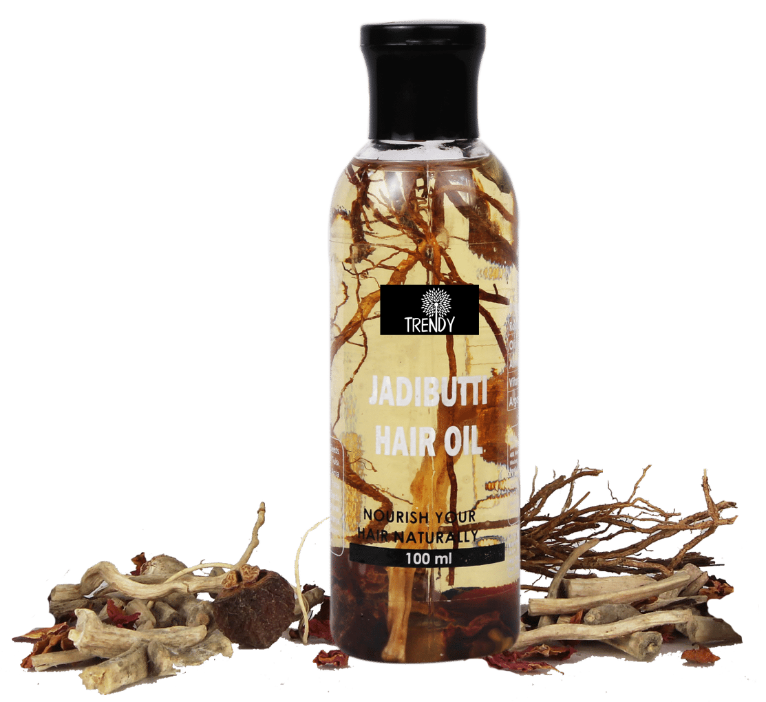 JADIBUTTI HAIR OIL