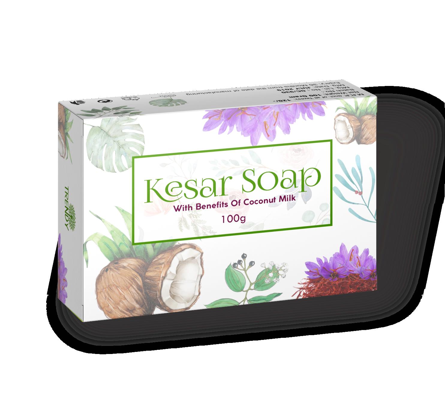 KESAR SOAP